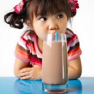 Какао для детей