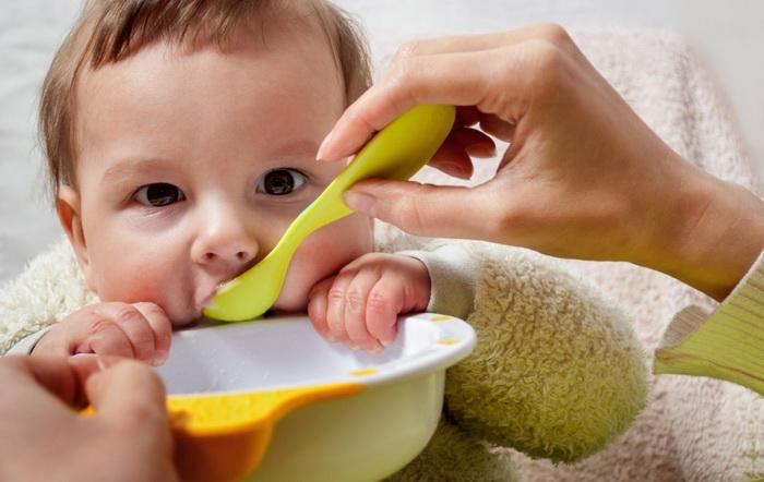 Как давать рисовый отвар детям