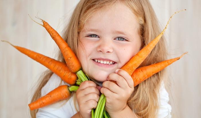 Польза морковки